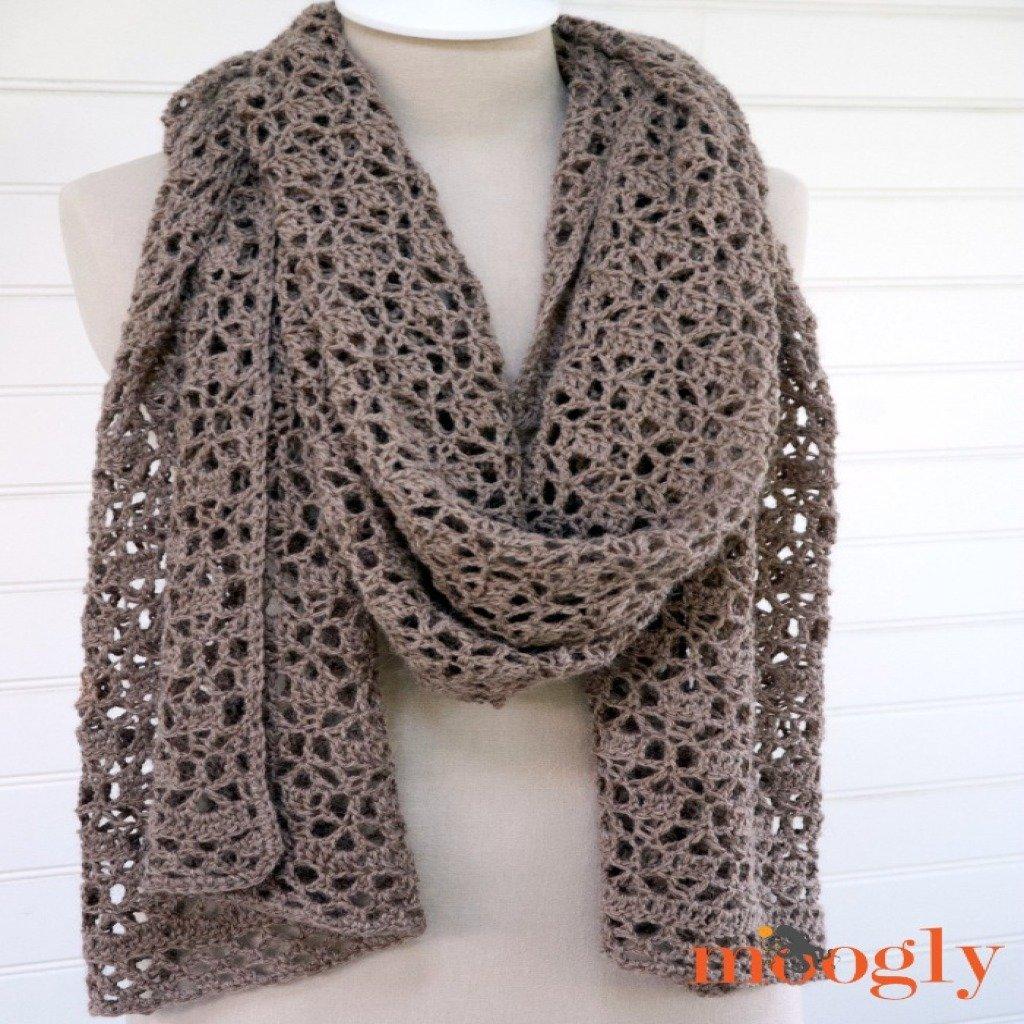 Alpaca Your Wrap ~ Moogly - Crochet Pattern Bonanza