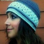 Amazing Grace Blissful Beanie ~ Beatrice Ryan Designs