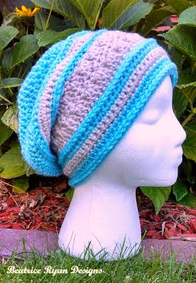 Amazing Grace Blissful Slouchy by Beatrice Ryan Designs