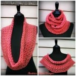 Amazing Grace Infinity Scarf ~ Beatrice Ryan Designs