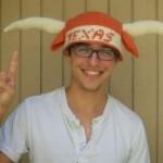 Longhorn Hat by Crochet Parfait