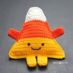 Cuddly Crochet Candy Corn ~ Repeat Crafter Me