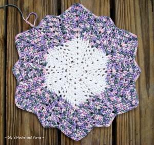 Asymmetrical Round Ripple ~ Dly's Hooks & Yarns