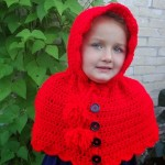 Lost in the Woods Hooded Cape ~ Jennifer Gregory - Niftynnifer's Crochet & Crafts