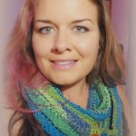 Budgie Infinity Scarf ~ Jennifer Gregory - Niftynnifer's Crochet & Crafts