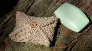 Down-to-Earth Soap Envelope by Amy for Crochet Spot