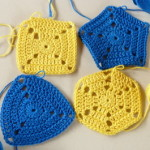 Expanding Geometric Motif Crochet Tutorial ~ Amy Lynn Yarbrough - Crochet Spot