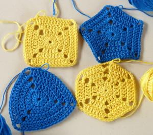 Expanding Geometric Motif Crochet Tutorial by Amy for Crochet Spot