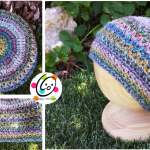 Hide Your Hair Slouchy Beanie by Snappy Tots