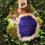 Kings Cape Infant Photo Prop ~ Cre8tion Crochet