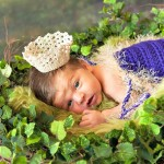 Kings Crown Infant Photo Prop by Cre8tion Crochet
