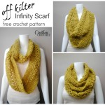 Off Kilter Scarf by Cre8tion Crochet