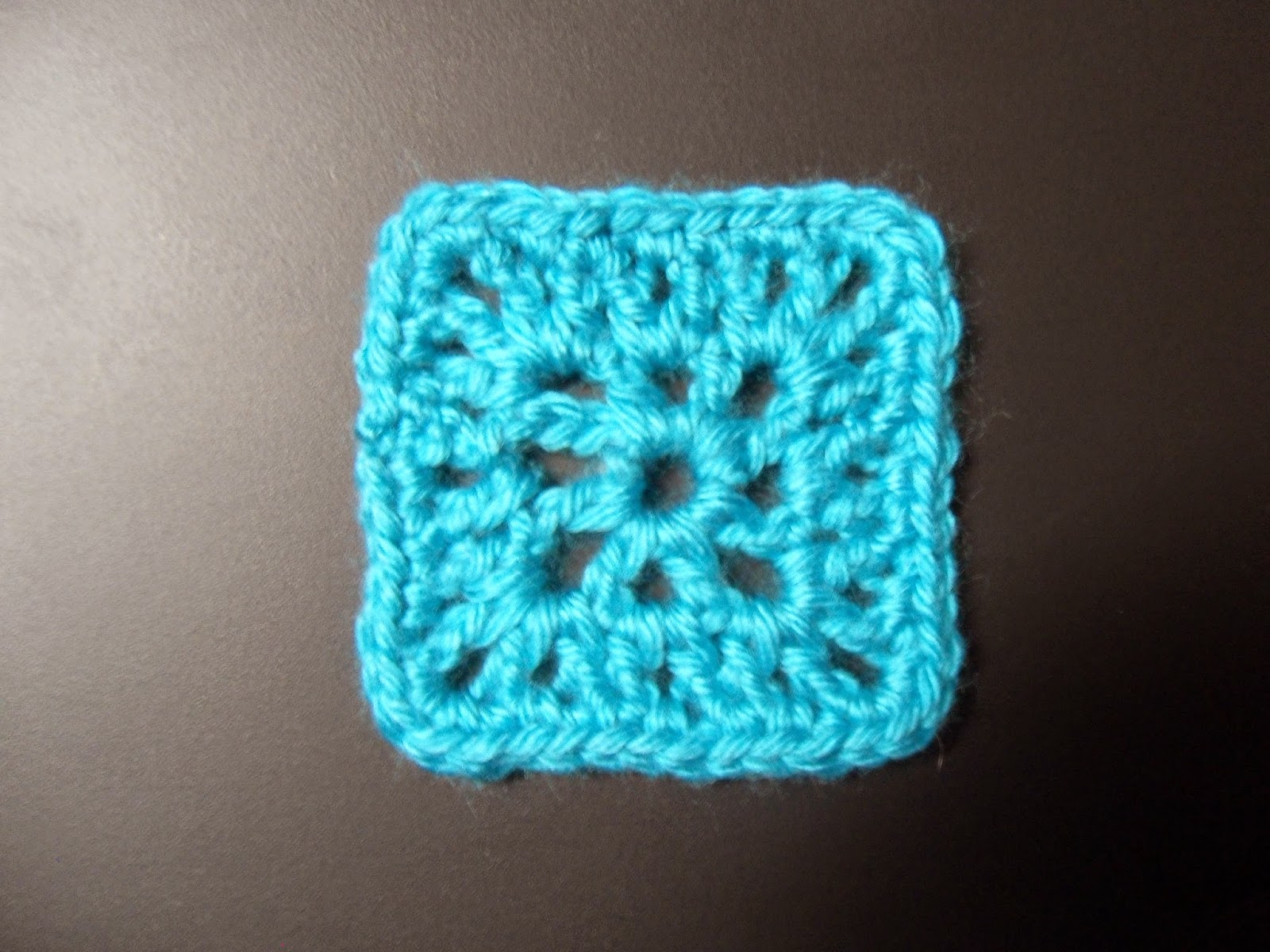 V Stitch Granny Square and or Motif by Manda Proell of MandaLynn's Crochet Treasures