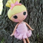 Summer Ruffle LaLa Loopsy Dress ~ Manda Proell - MandaLynn's Crochet Treasures
