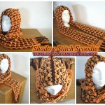 Shadow Stitch Scoodie ~ Meladora's Creations