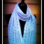 Winter's Edge Scarf ~ Beatrice Ryan Designs