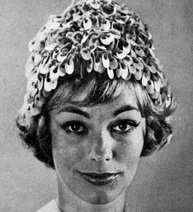 Crochet Hat by Free Vintage Crochet