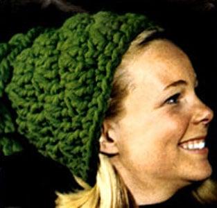 Crochet Hat Pattern #2156 by Free Vintage Crochet