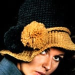 Crochet Hat Pattern #2160 by Free Vintage Crochet