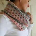 Granny Stripe Cowl by Annaboo's House