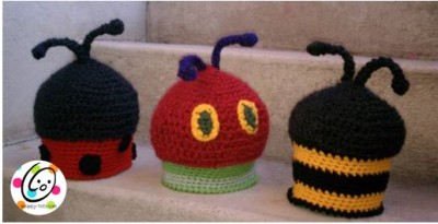 Bugz Hat by Snappy Tots