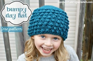 Bumpy Day Hat by Oombawka Design
