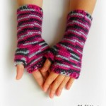 Bella Bricks Crochet Wristers ~ My Hobby is Crochet