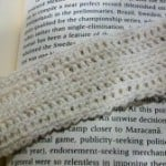 Easy Bookmark ~ Candace - Crochet Spot