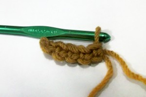 Single Crochet I-Cord by Candace for Crochet Spot
