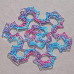 Island in the Sky Snowflake ~ Snowcatcher