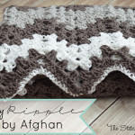 Granny Ripple Blanket ~ The Stitchin Mommy