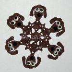 Puppyflake ~ Snowcatcher