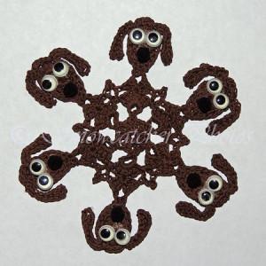 Puppyflake by Snowcatcher