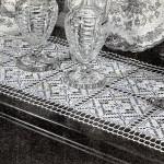 Buffet Scarf ~ Free Vintage Crochet