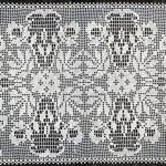 Filet Centerpiece by Free Vintage Crochet
