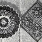 Hot Plate Mats ~ Free Vintage Crochet