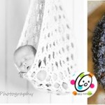 Crochet Sling & Nest Photo Prop ~ Snappy Tots