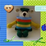 Funmigurumi Stripers: Chay Chay by Craftybegonia's Funmigurumi and Kids' Stuff