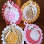 Scented Sachet by Patterns For Crochet