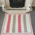 Fireside Rug ~ Patterns For Crochet