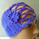 Love Knot Earwarmer Headband ~ Crochet is the Way