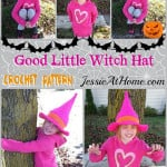 Good Little Witch Hat ~ Jessie At Home