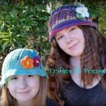 Unforgettable Panama Hat by Tera Kulling of Trifles N Treasures