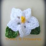 Totally Tropical Flower by Tera Kulling of Trifles N Treasures