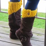 Bailey Boot Cuffs ~ Crochet Dreamz
