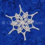 Bilingual Snowflake by Snowcatcher