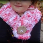 Easy Tizzy Scarf ~ Jennifer Gregory - Niftynnifer's Crochet & Crafts