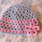 Cluster Hat – 9-12 Months by Alli Crafts