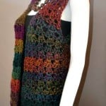 Unique Shell Vest by Cre8tion Crochet
