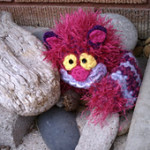 Baby Chesh Stuffie by Snappy Tots